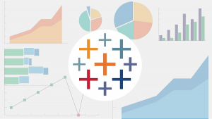 Master Data Visualization with Tableau Image