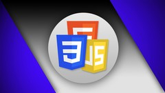 HTML, CSS & JavaScript - Certification Course for Beginners Image