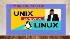 Linux, Unix OS Command Line and Shell Scripting Introduction Image