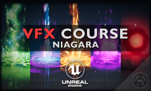 Unreal Engine 4 - VFX for Games - Beginner to Intermediate Image