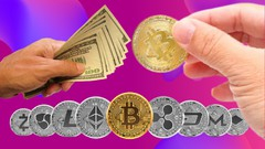 Cryptocurrency Trading And Secrets | The Beginners Bootcamp Image