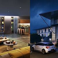 3DS Max + Vray - Interior & Exterior Night Renders Image