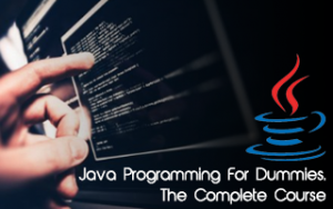 Java Programming For Dummies. The Complete Course Image
