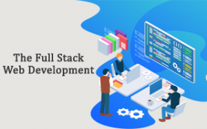 The Full Stack Web Development Image