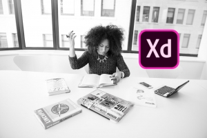 Adobe XD Mobile & Web UX/UI for Dummies: Quick Crash Course! Image