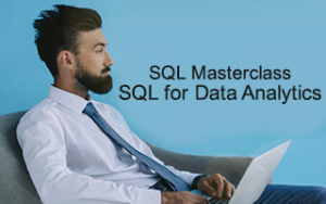 SQL Masterclass: SQL for Data Analytics Image