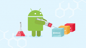 Android Dependency Injection using Dagger with Kotlin Image