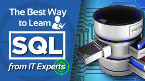 Learn SQL : The Best Way to Learn SQL (From IT Experts) Image