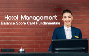 Hotel Management - Balance Score Card Fundamentals Image