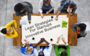 Lean Strategies for Startups & innovative Business Image