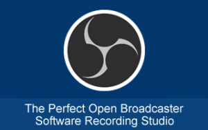 The Perfect Open Broadcaster Software Recording Studio Image