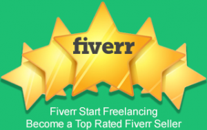 Fiverr: Start Freelancing & Become a Top Rated Fiverr Seller Image