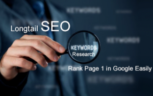 Longtail SEO Keyword Research: Rank Page 1 in Google Easily Image