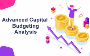 Advanced Capital Budgeting: Analysis Image