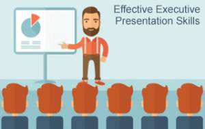 Effective Executive Presentation Skills Image