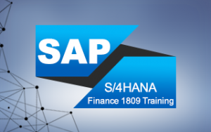 SAP S/4HANA Finance 1809 Training Image