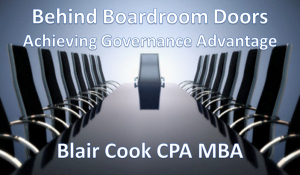 Behind Boardroom Doors: Achieving Governance Advantage Image