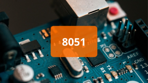 Embedded Systems with 8051 Micro Controller using Embedded C Image