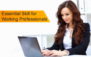 Essential Skills for Working Professionals Image