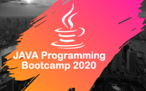 JAVA Programming- Bootcamp 2020 Image