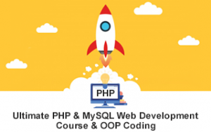 Ultimate PHP & MySQL Web Development Course & OOP Coding Image
