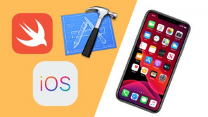 iOS Development Crash Course - Beginners to Publishing App on The App Store Image