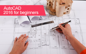 AutoCAD 2016 for beginners Image