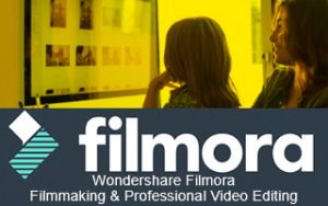 Wondershare Filmora: Filmmaking & Professional Video Editing Image
