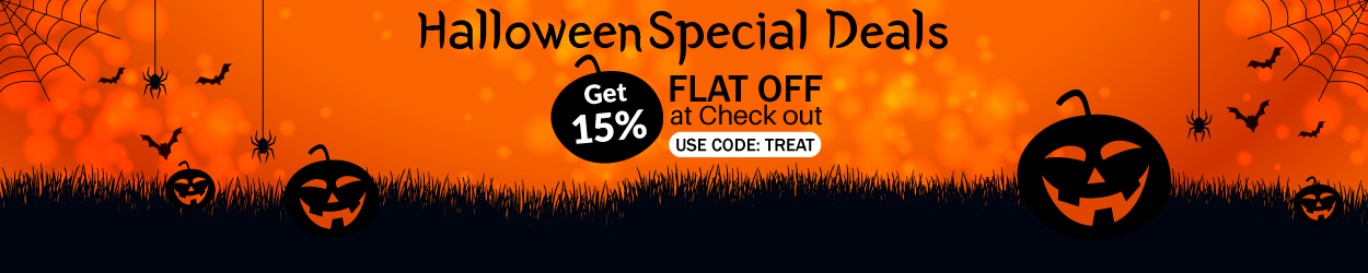 Halloween Special Deals