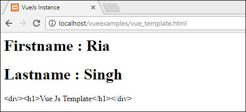 VueJS - Quick Guide - Tutorialspoint