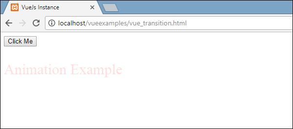 VueJS - Quick Guide