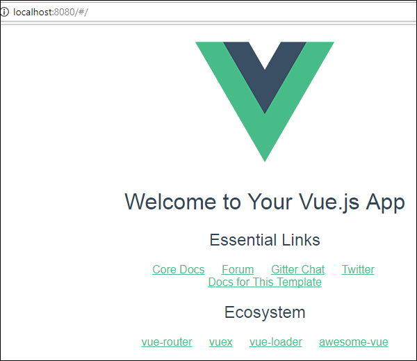 Welcome to VueJS
