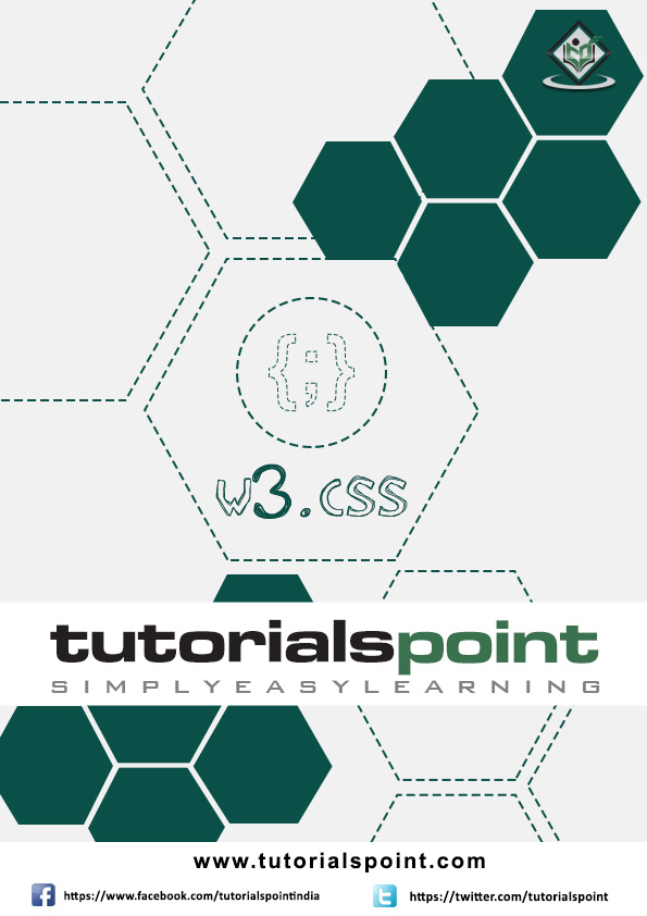 Learn Css With W3schools Ebook