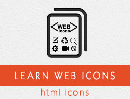 Web Icons Tutorial