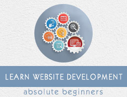 Website Development Tutorial