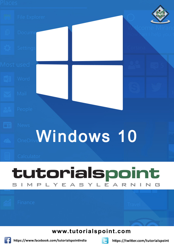 Windows 10 Tutorial