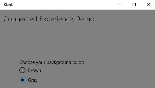 Content Experience Demo