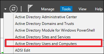 Active Directory Users