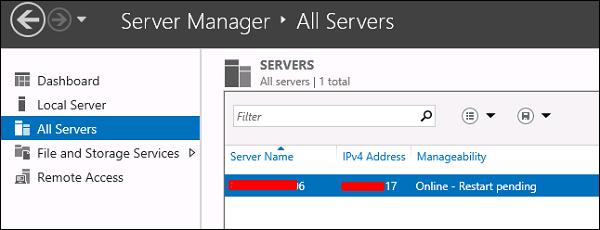 All Servers