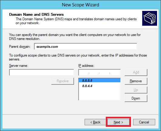 DNS IP