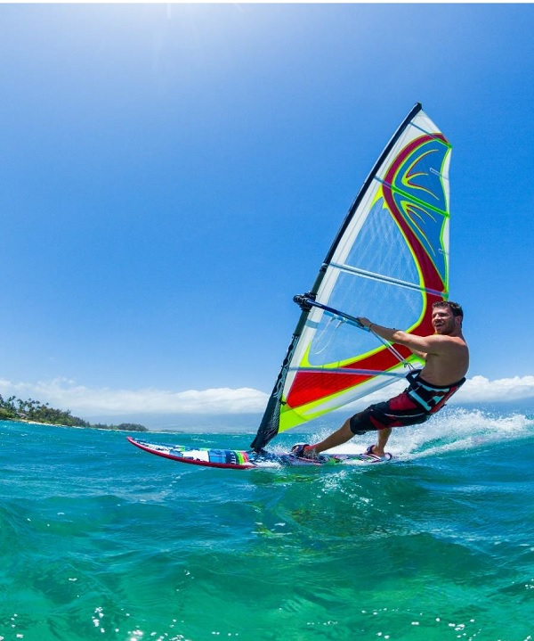 Windsurfing - Quick Guide - Tutorialspoint