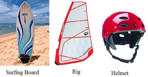 Windsurfing - Quick Guide - Tutorialspoint
