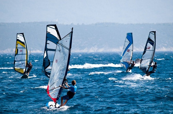 Outdoor Windsurfing
