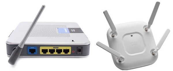 wireless security - access point