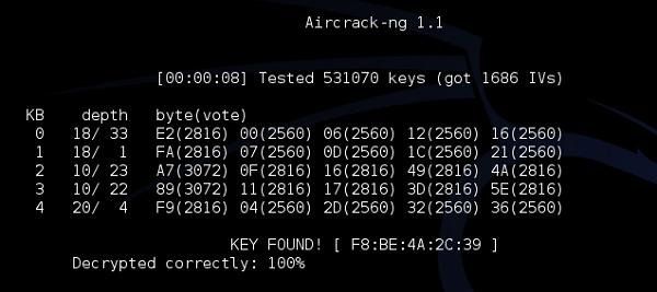 Airodump-ng active scanning simulation dating
