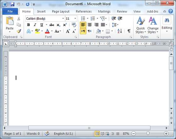 Edit Template Word010 Opening A Document In Word 2010