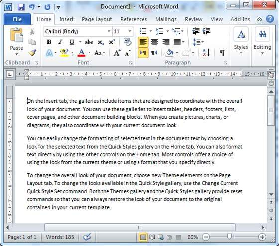 ms word select paragraph keyboard shortcut