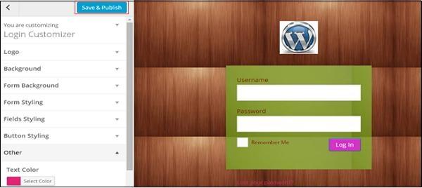 Customize Plugins in WordPress 5