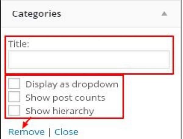 Customize Theme in WordPress 11