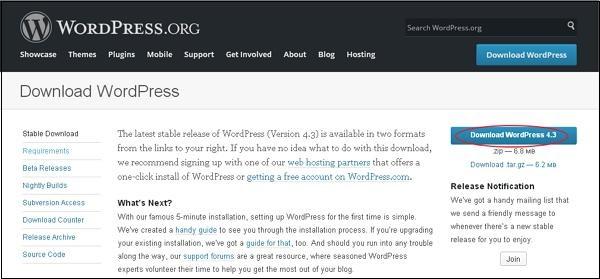 WordPress Installation guide. Step by Step tutorials